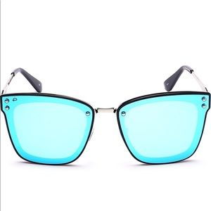 Accessories - NEW Prive Revaux polarized blue sunglasses